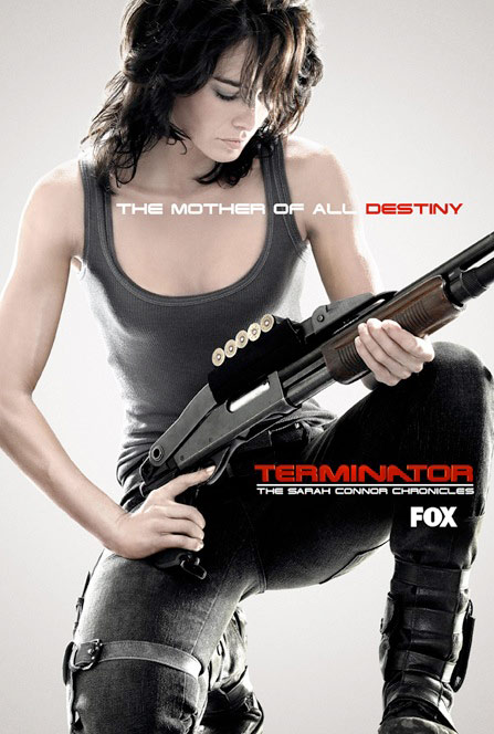 sarah connor chronicles hot. She is hot.